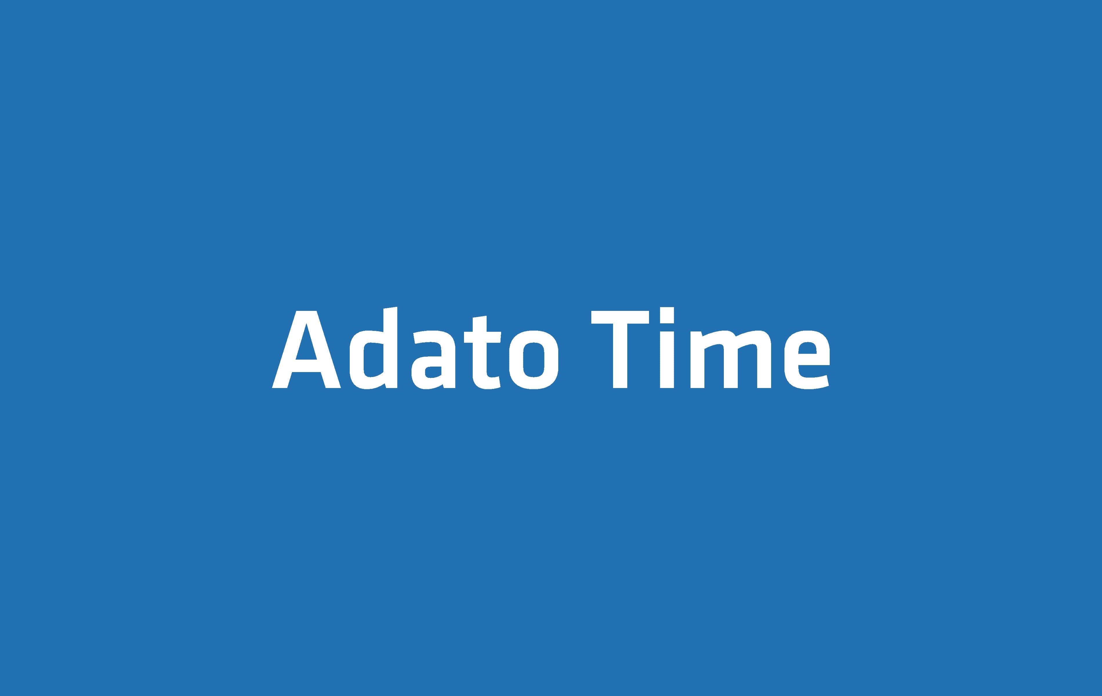 Neu können unsere Mitarbeiter und Kunden bequem über unsere Adato Time Stunden erfassen und korrigieren wie auch Rechnungen und Zahlungen einsehen. Zudem stehen jegliche Dokumente wie z.B. Lohnabrechnungen, Formulare für Zwischenverdienst, Lohnausweise, etc. jederzeit bequem zu Verfügung. Einfach die App im Google Storedownloaden, installieren und mit den bisherigen Zugangsdaten einloggen. Fertig! Wir wünschen viel Spass!