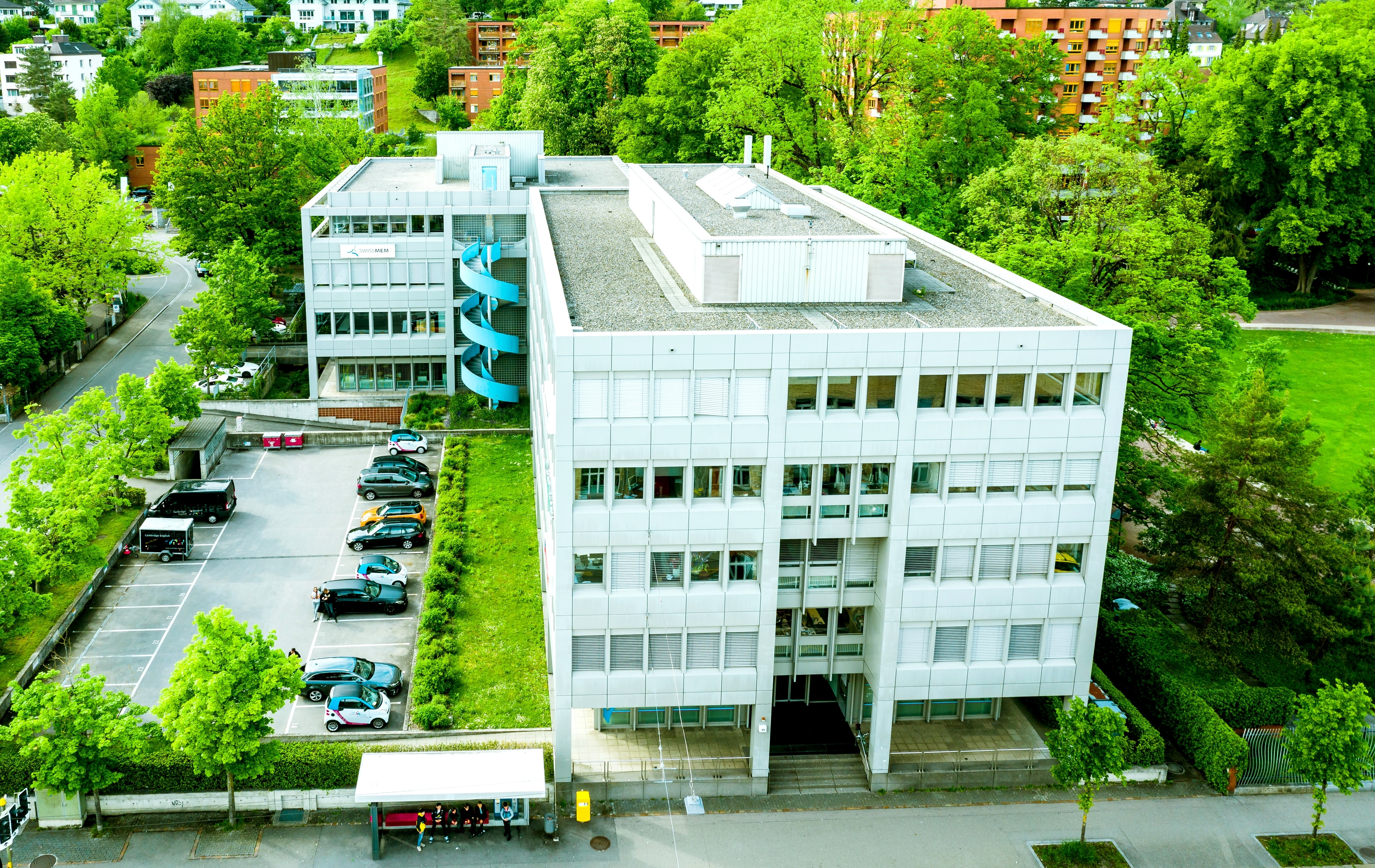 Neues Firmengebäude / neuer Standort / Adato AG